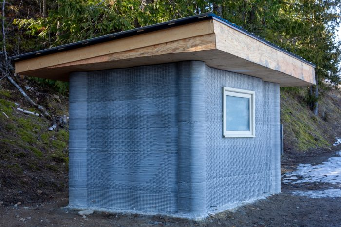 TAM - Rapidly Deployable Building